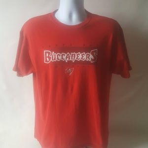 Tampa Bay Buccaneers men's short sleeve t-shirt